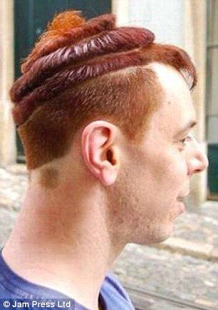 Thats A Bad Hair Day Photos Reveal Some Of The Worst Styles