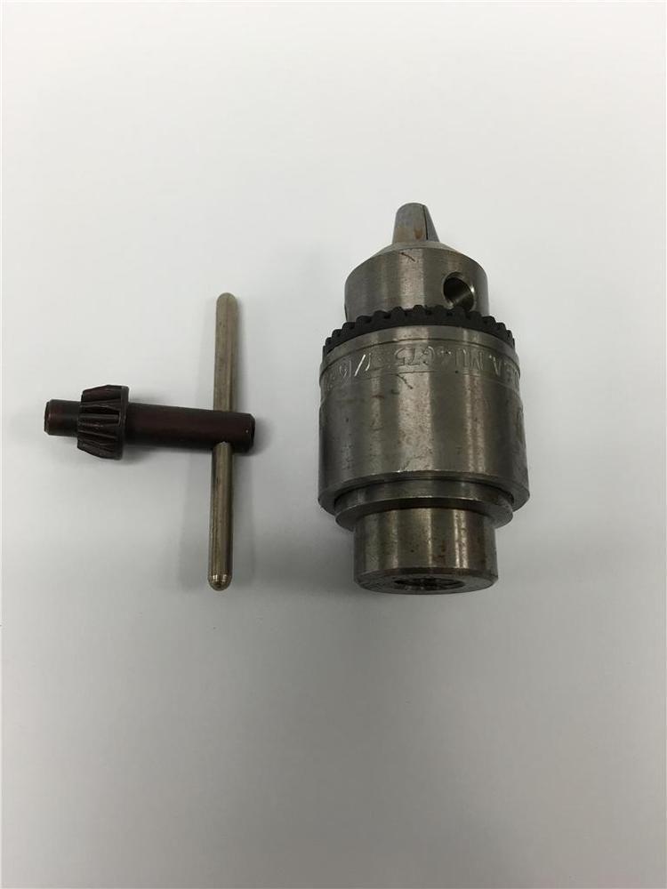 "JACOBS Chuck 6214D 2A 0-3//8/"" Bit Capacity 2JT Taper Mount Drill Chuck /& Key Set"