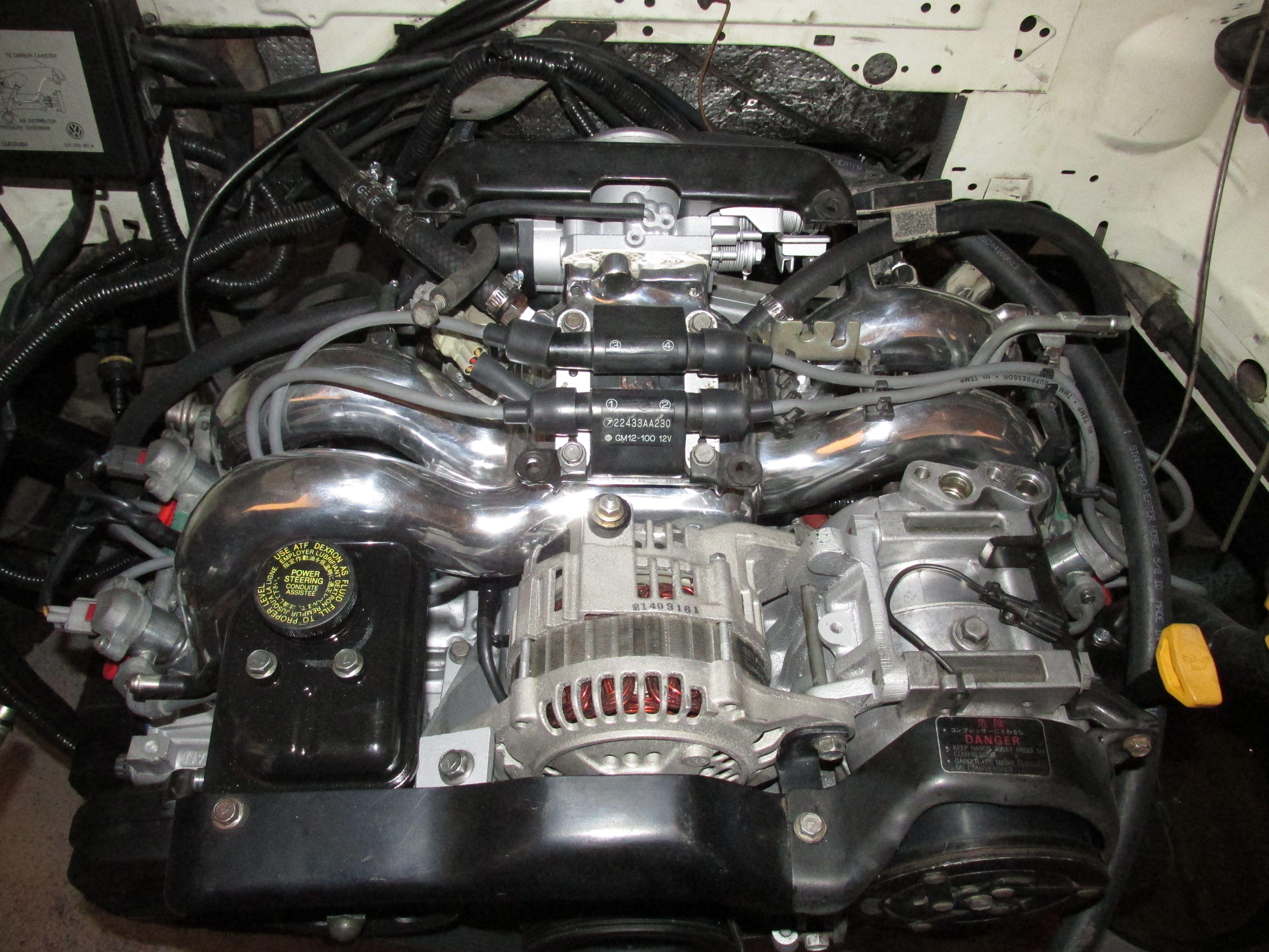 Vanagon Ej22 Conversion Engine Diagram Manual Syncro Getting Our Subiswaps Ej Subaru Volkswagen Vwbus Vwbug