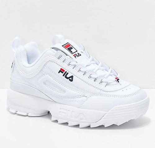 fila boots price
