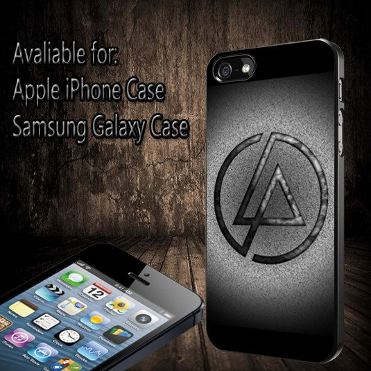 Linkin park logo Apple iPhone 4 4s 5 5s 5c 6 6 Plus by Kalongista ...
