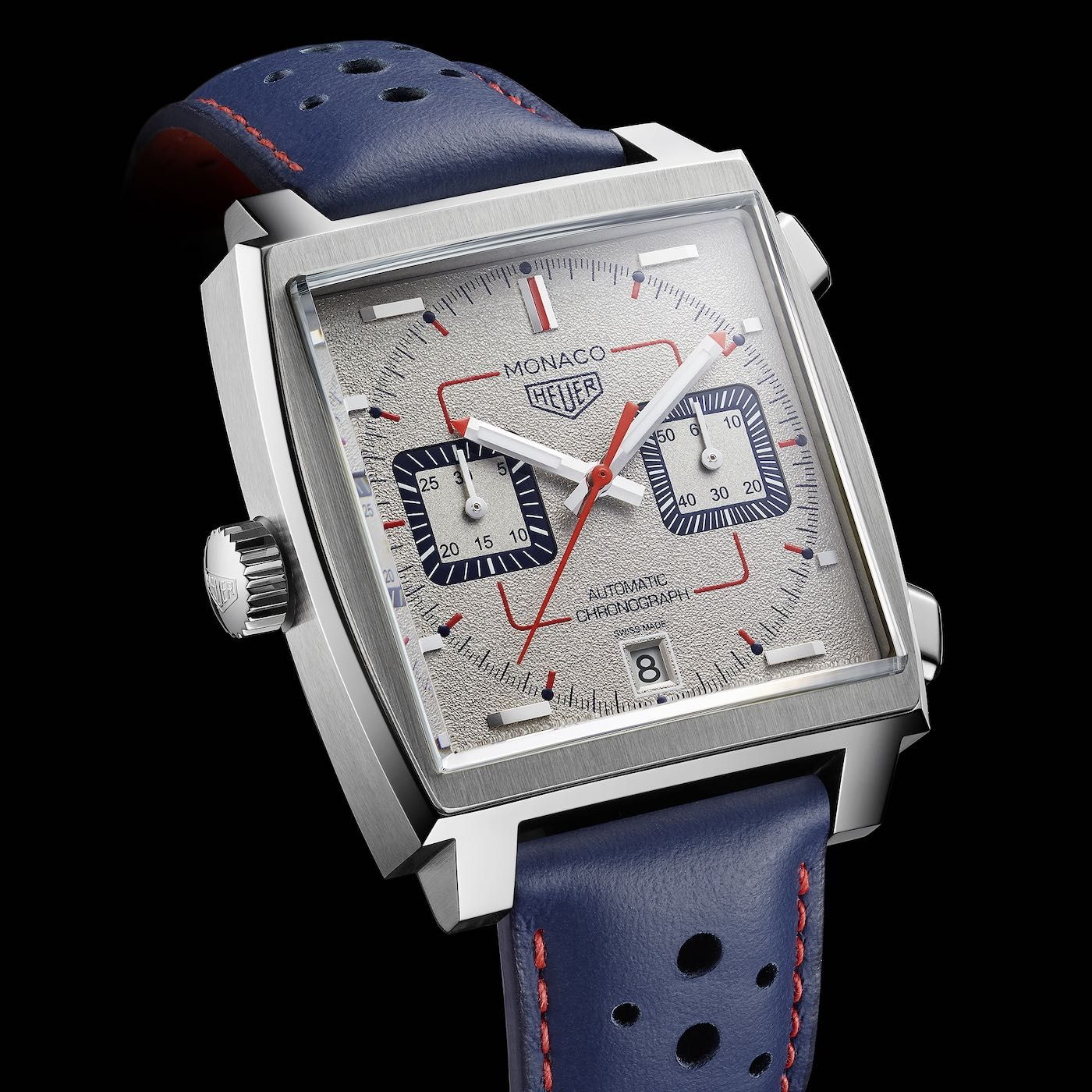 Tag Heuer Monaco 1989 1999 Limited Edition Watch Celebrates The