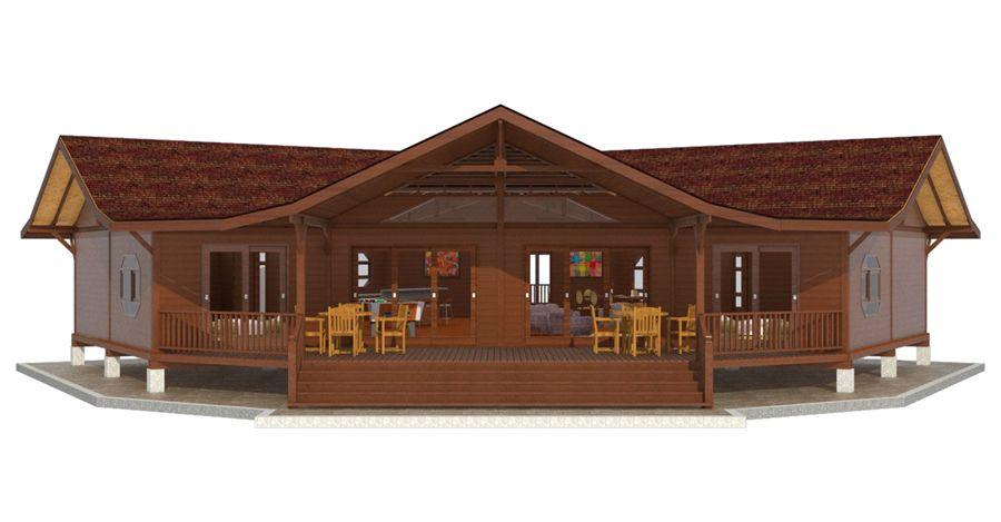 Pre Built Homes bali style home design | my future house | pinterest | bali