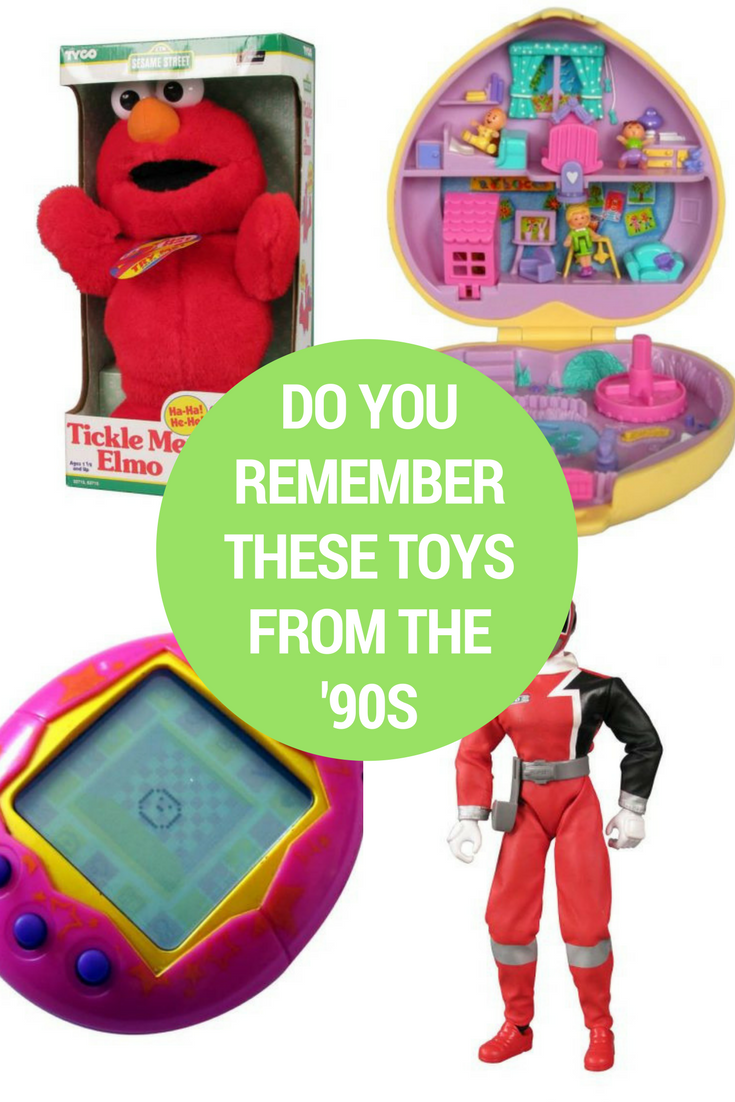 15 Iconic Toys From The 90s Childhood 90s Toys Toys Childhood