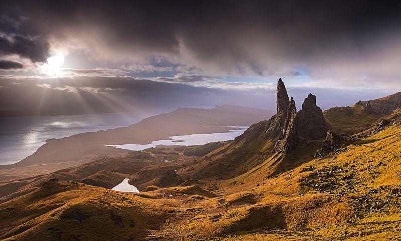 Old Man of Storr, Isle of Skye - The Lost World II | Adam Burton Photography