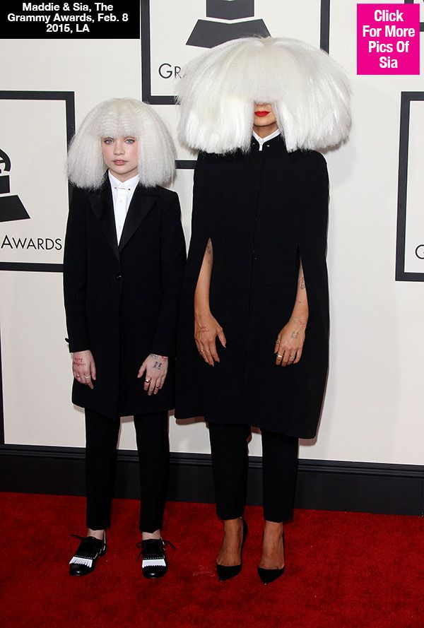 Sia: Why She Doesn\'t Show Her Face