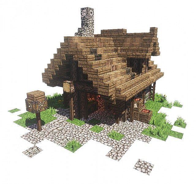 gebouwen Minecraft Project