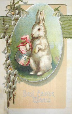 Sugar Moon Free Vintage Victorian Easter Graphics Clipart Vintage Easter Easter Graphics Vintage Easter Postcards