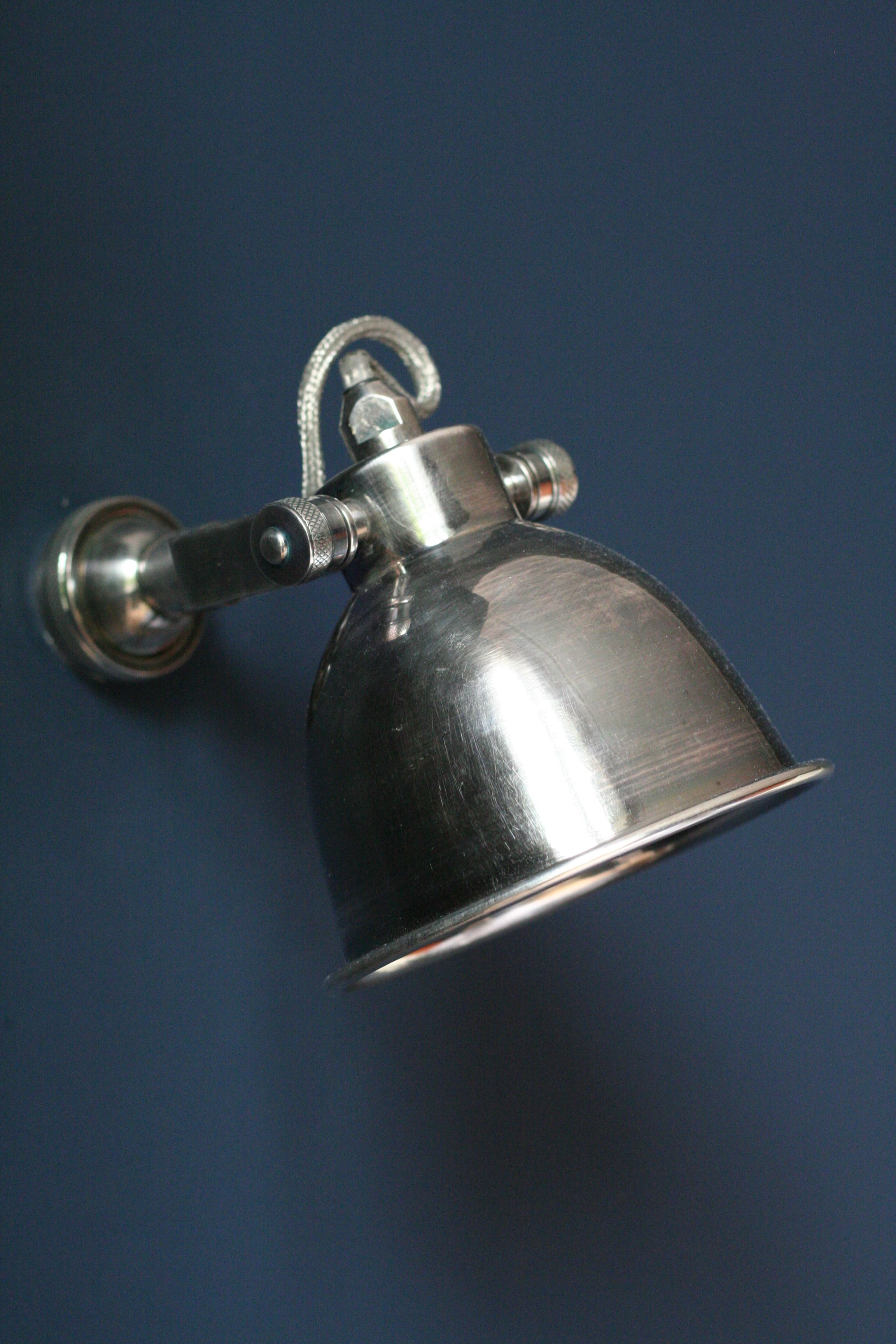 Fabulous Wall Light By Rockett St George Wall In Antwerp Blue By