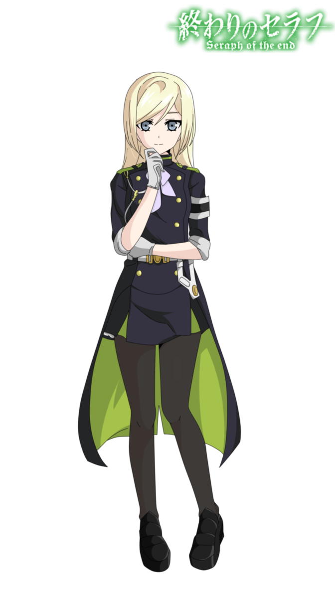 Seraph of the end female characters