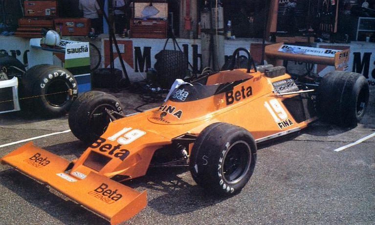 1978 Surtees TS20 - Ford