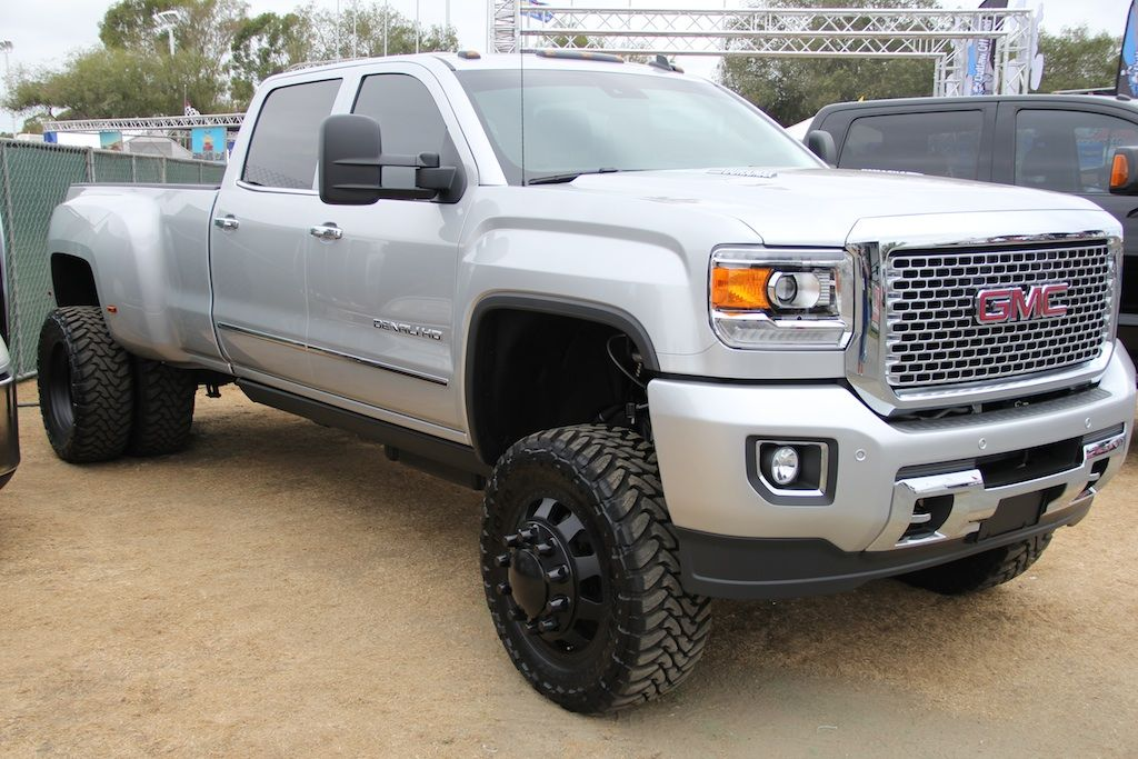 Brand new Denali dually already modified by Outlaw Offroad ...