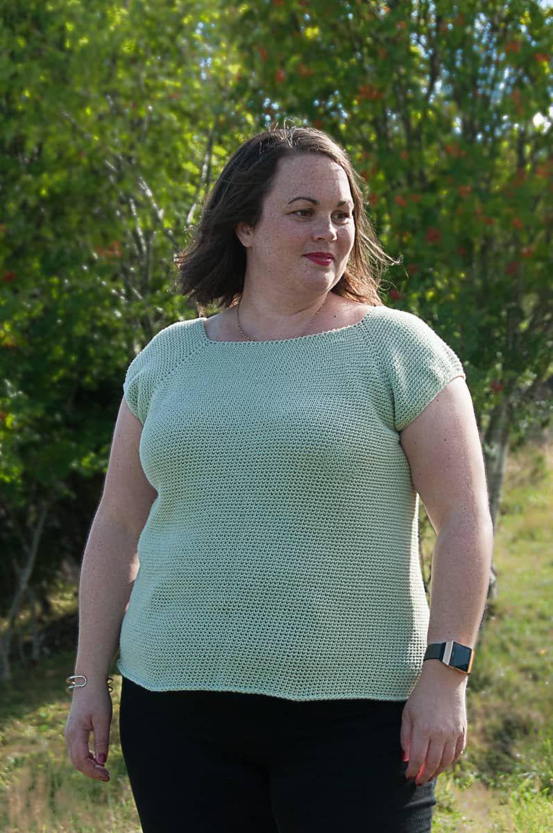 Plus Size Crochet Patterns Cool Design