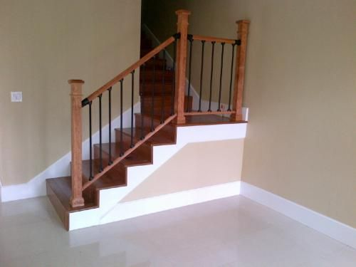 Exceptional Stair Simple Axxys 8 Ft. Stair Rail Kit