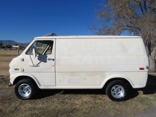 1974 Ford E-Series Van For Sale Craigslist