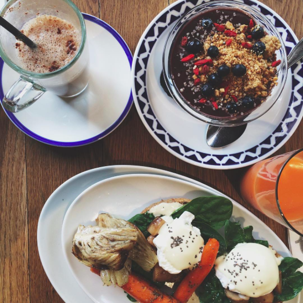 10 Best Brunches in Barcelona According to Expert Foodies