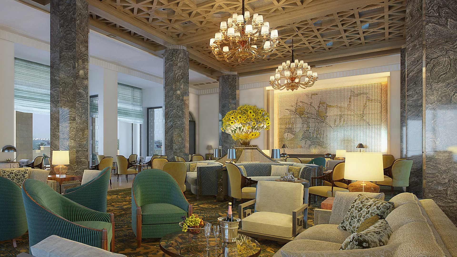 Four Seasons Hotel Dubai UAE Project Type New Hotel Architect WATG/DSA Landscape Architect EDSA Lighting Designer Craig Roberts Art Consultant James ... & Four Seasons Hotel Dubai UAE Project Type New Hotel Architect WATG ...