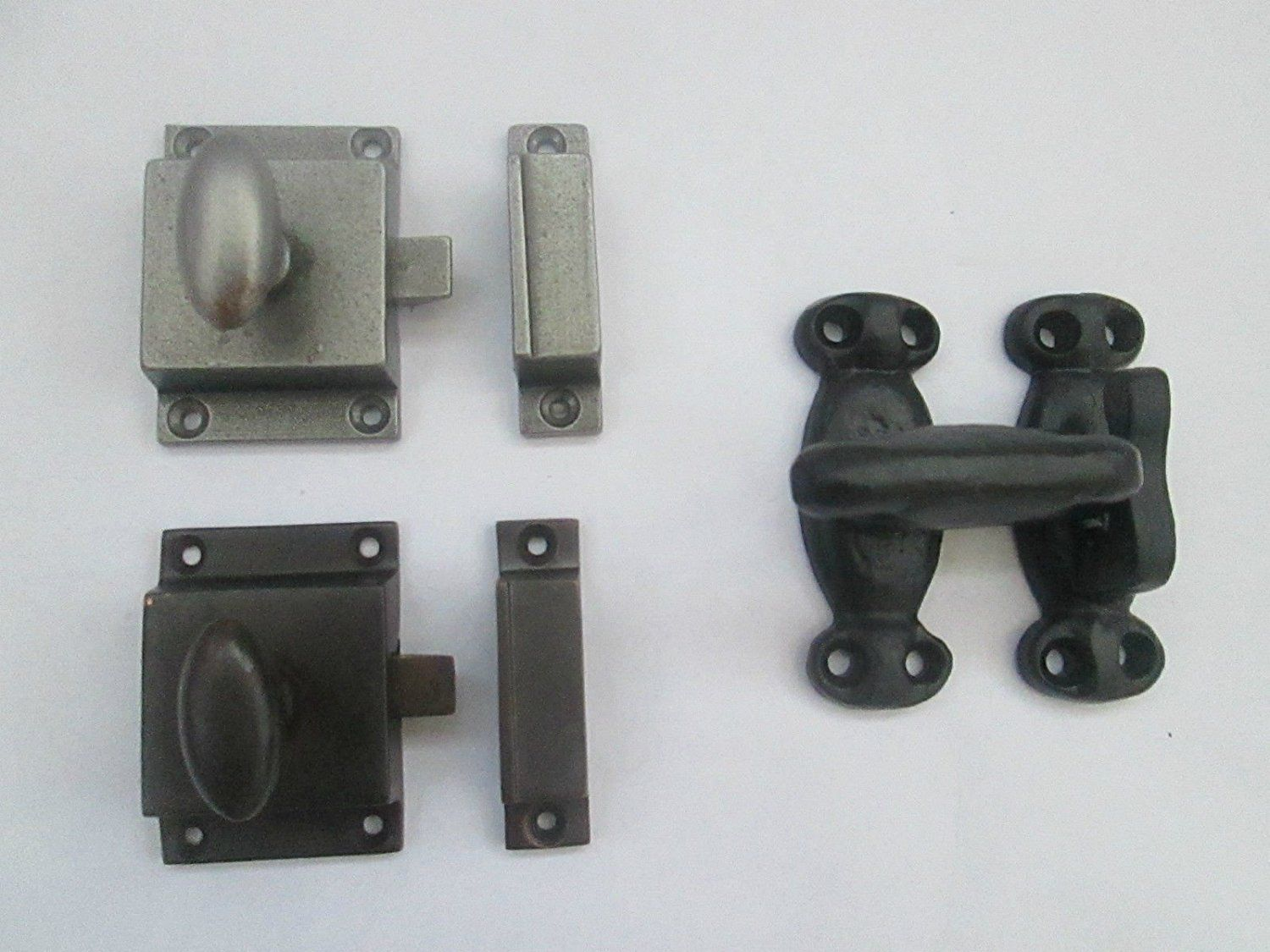Ironmongery World Cupboard Cabinet Door Thumb Turn Thumbturn Catch Latch Lock By Ironmongery World You Can Find More De Cabinet Catches Cupboard Latches