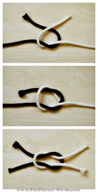 Diy Rope Bracelets