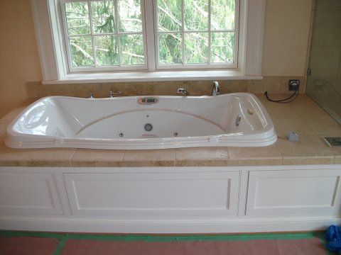 whirlpool tubs and showers | see links at the right for more