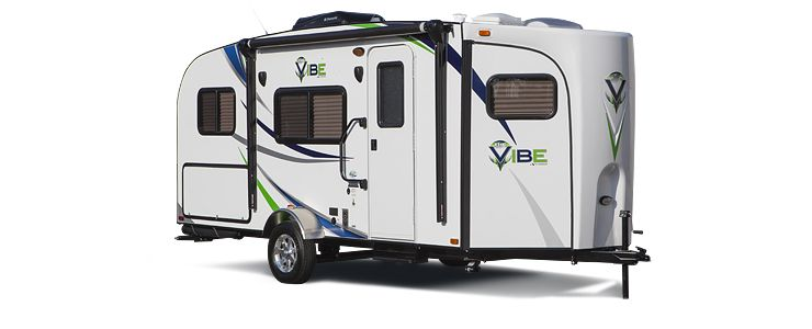 Vibe Travel Trailers By Forest River Travel Trailer Forest