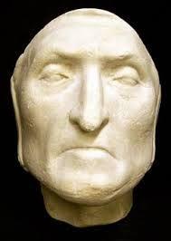 "Dante  ""life mask"""