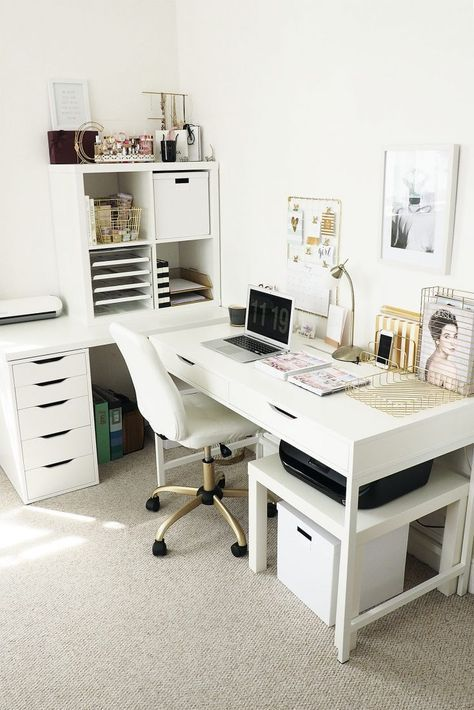 Office Reveal – Beauty and the Chic