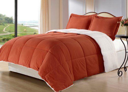 Orange Bedding Comforter Sheets And Duvet Cover Sets Comforter Sets Cozy Bed Bedding Sets Grey