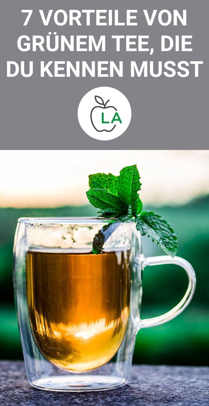 Vorteile von grünem Tee zur Gewichtsreduktion