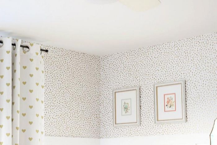 Speckled Dot Peel & Stick Wallpaper Gold Opalhouse™ in
