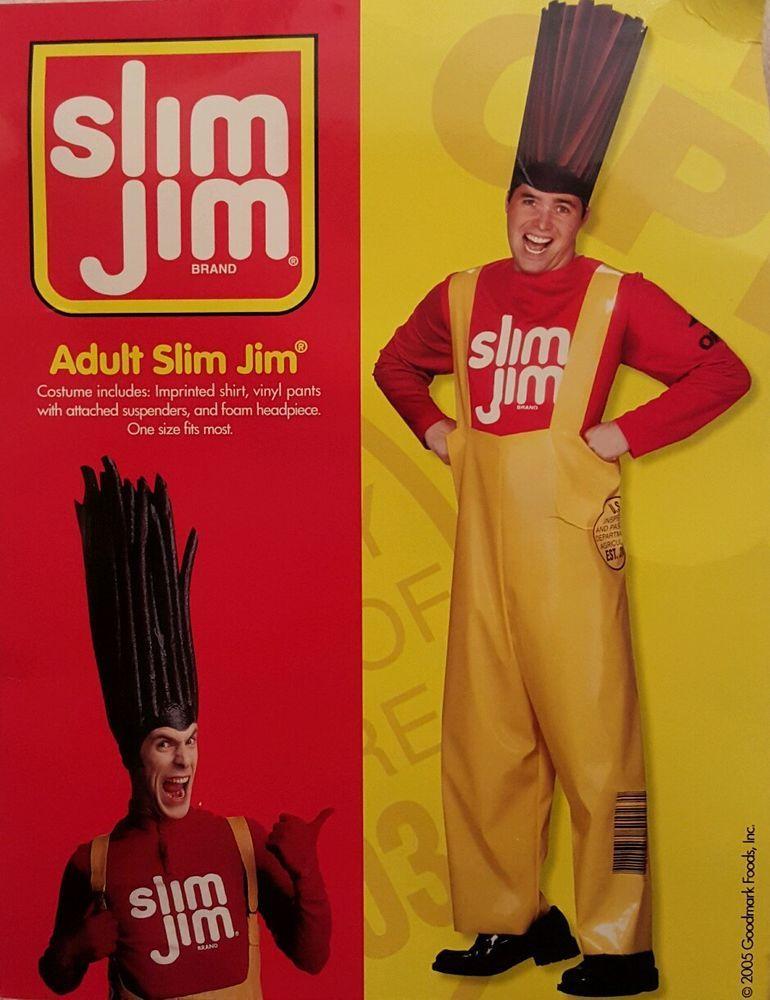 adult costume jim Slim