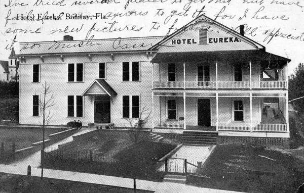Florida Memory Hotel Eureka Bonifay Florida Florida Hotels