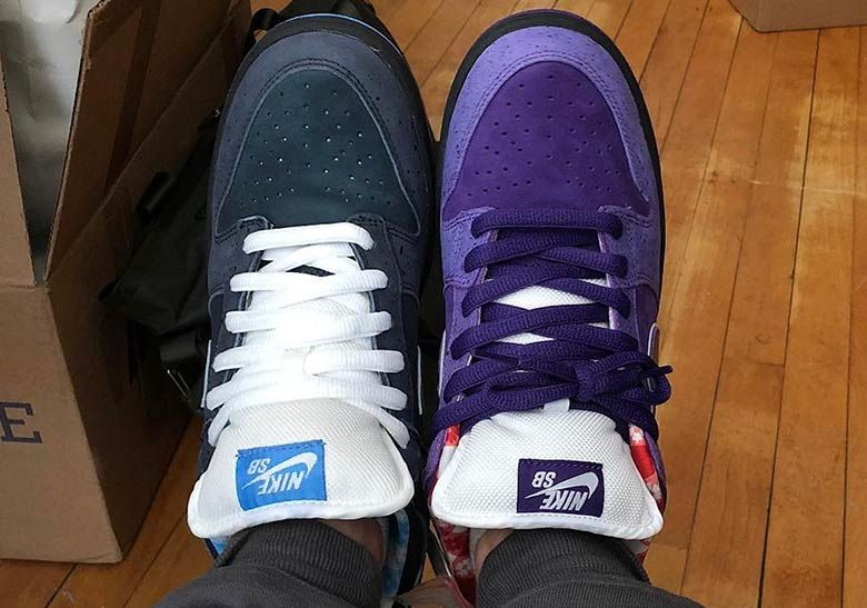 best service 58680 a3f25 Concepts To Release A Nike SB Dunk Purple Lobster In December