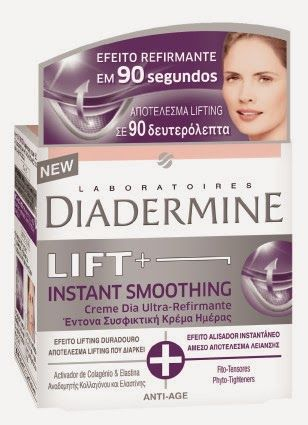 Review Diadermine Lift+ instant smoothing