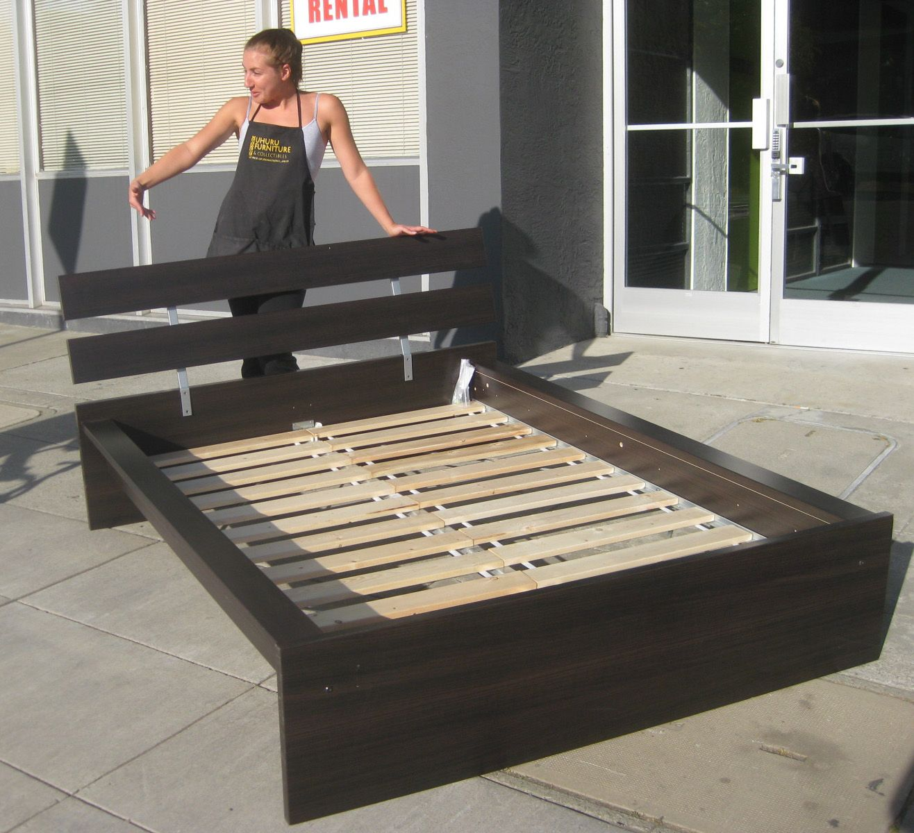 Platform bed Platform bed plans, Diy platform bed plans