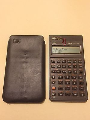 Hp42s manual hp42s hp42s array hp 42s rpn scientific calculator manuals cd http electronics rh fandeluxe Image collections