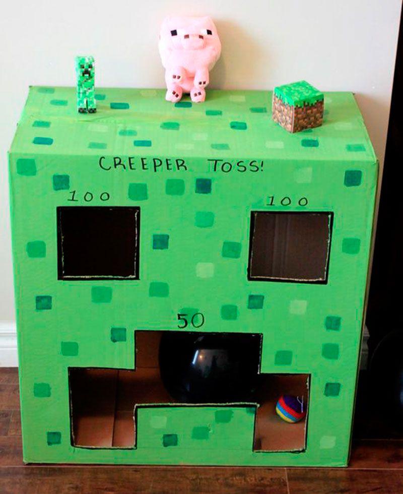Festa Minecraft Inspirações Para A Sua Festa Infantil - Minecraft selber spielen