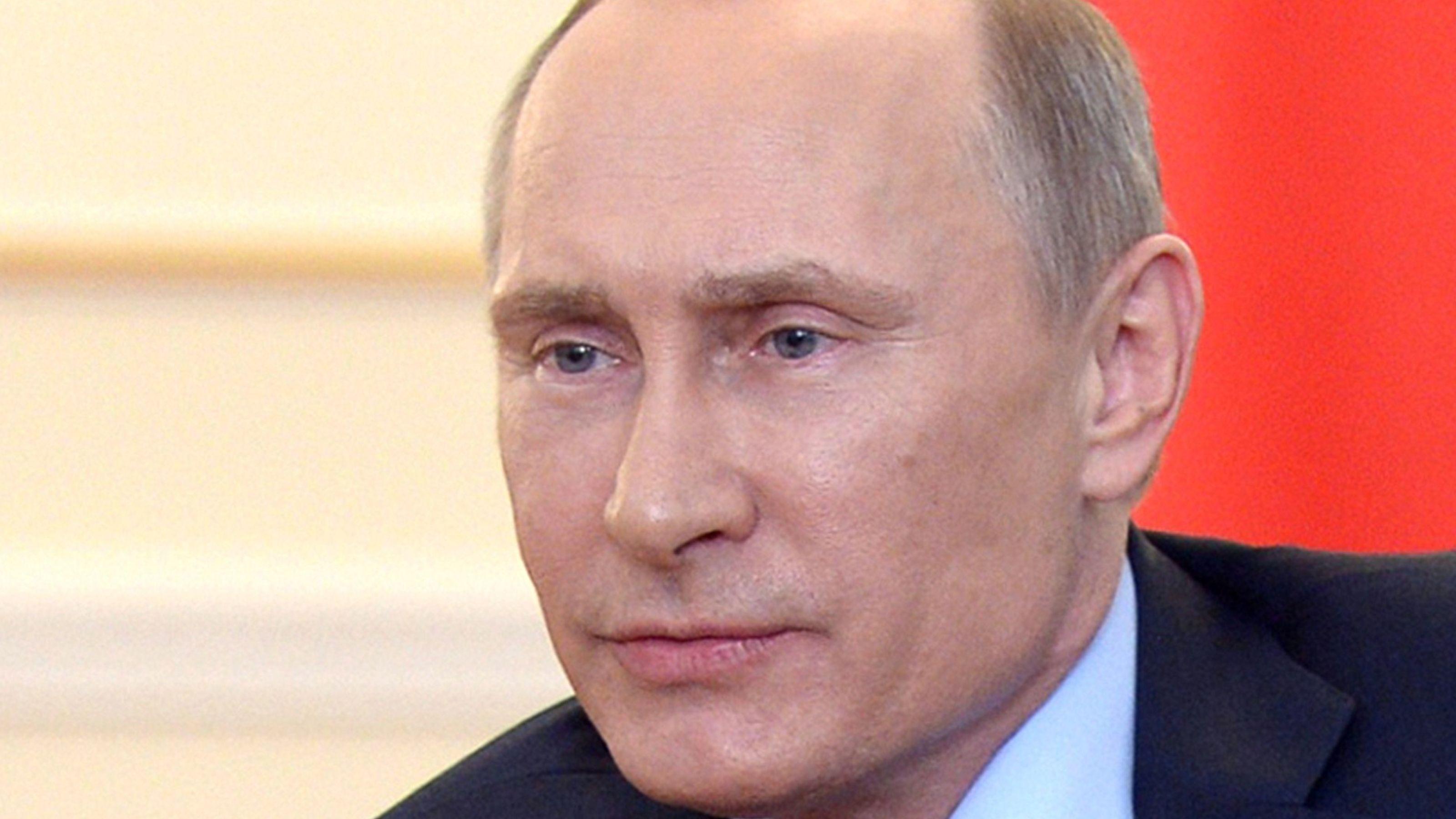 Pentagon 2008 study claims Putin has Asperger s syndrome