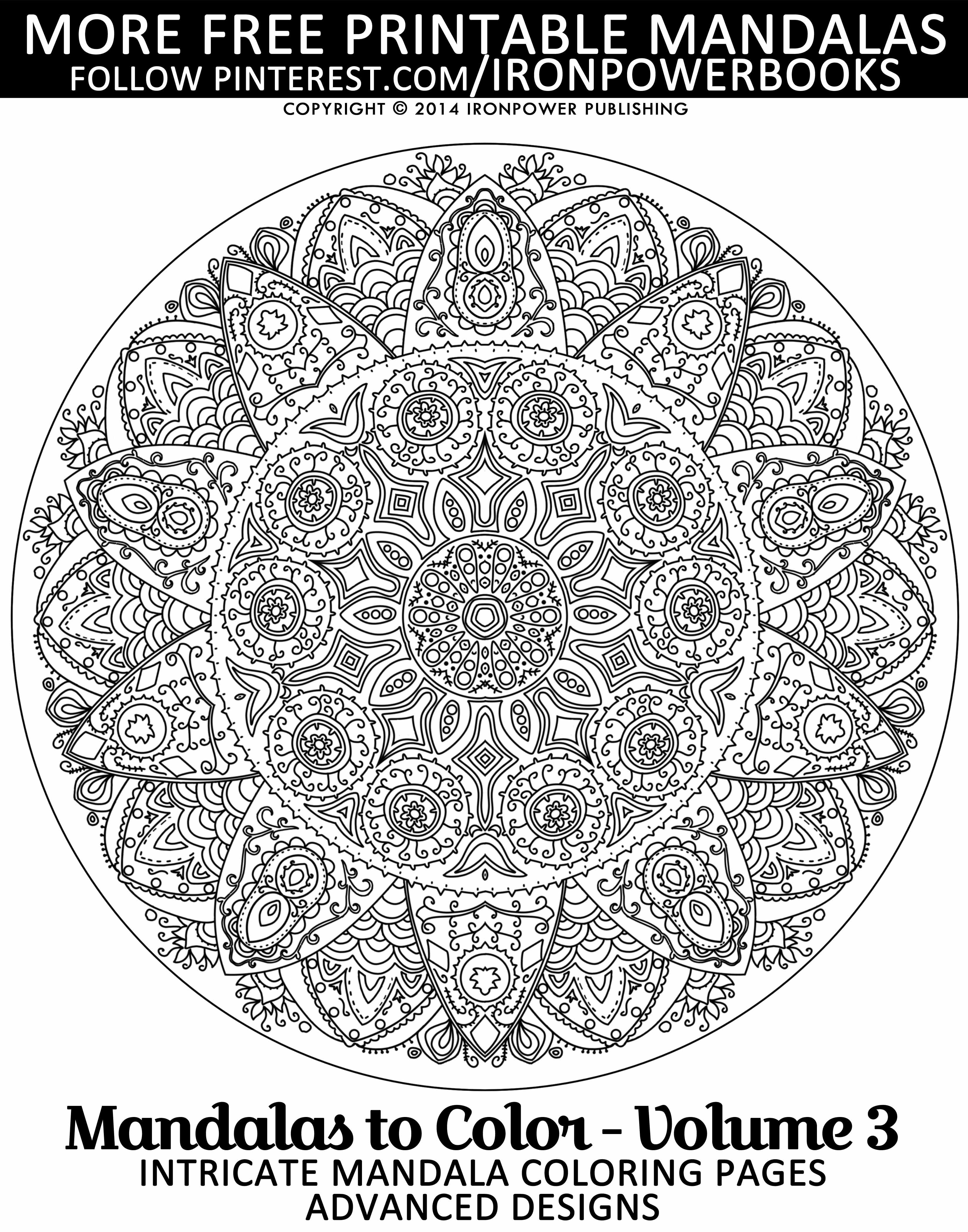 Summer mandala coloring pages - Free Printable Mandala Coloring Pages Please Use Freely For Personal Non Commercial Use