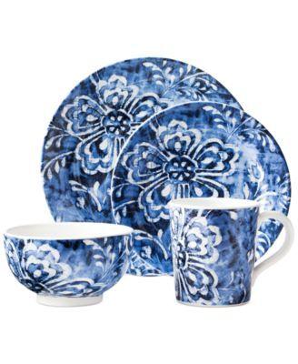 Ralph Lauren Cote D Azur Floral Collection Macys Com Blue