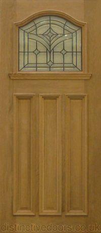 Brookland Exterior Oak Door & Brookland Exterior Oak Door | Dream home ideas | Pinterest | Oak ...