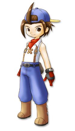 Main Character Harvest Moon Hero Of Leaf Valley Harvest Moon Harvest Moon Game Animal Crossing Qr