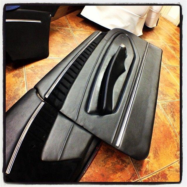 60 Impala Door Panels Leather 1960 Chevy Impala Impala Chevy Impala