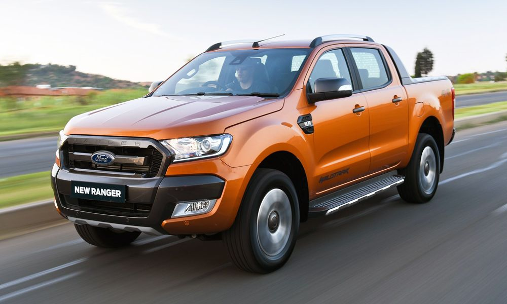 5 Most Expensive Double Cab Bakkies In South Africa Ford Ranger