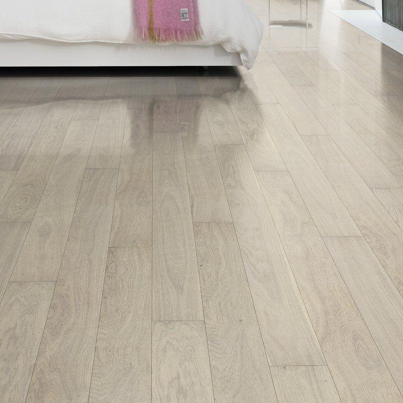 Shine Oak 5 8 Thick X 5 1 8 Wide X 36 Length Engineered Hardwood Flooring En 2020