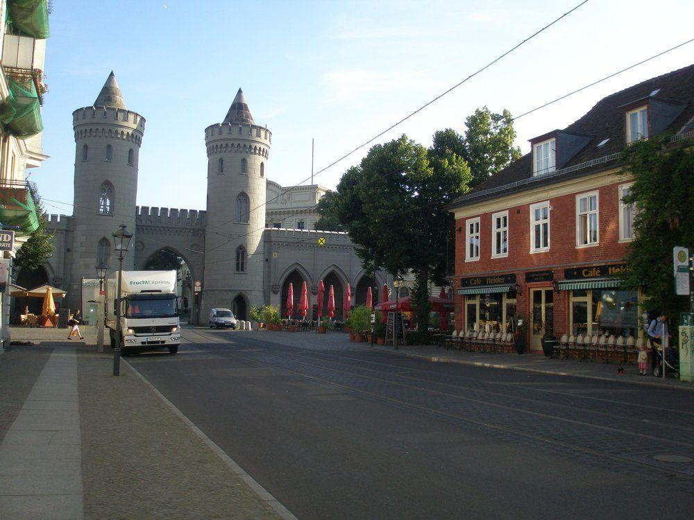 Holländisches Viertel Potsdam Brandenburg Duitsland Nauener Tor