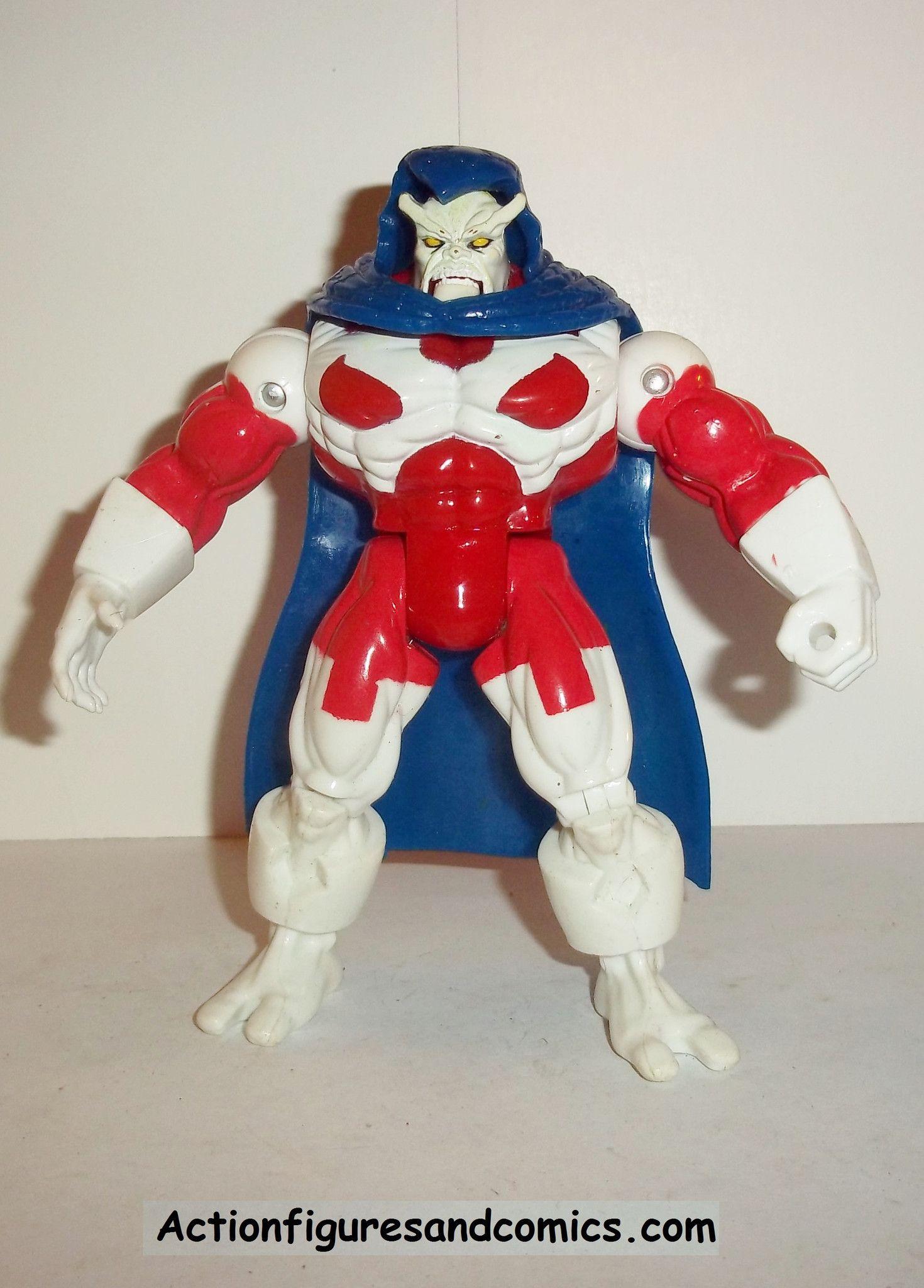 X-MEN X-Force toy biz CALIBAN 1995 complete marvel universe action figures 1996