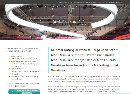 Broker Mobil Baru Dan Bekas Surabaya Jawa Timur Mobil Baru Surabaya Marketing