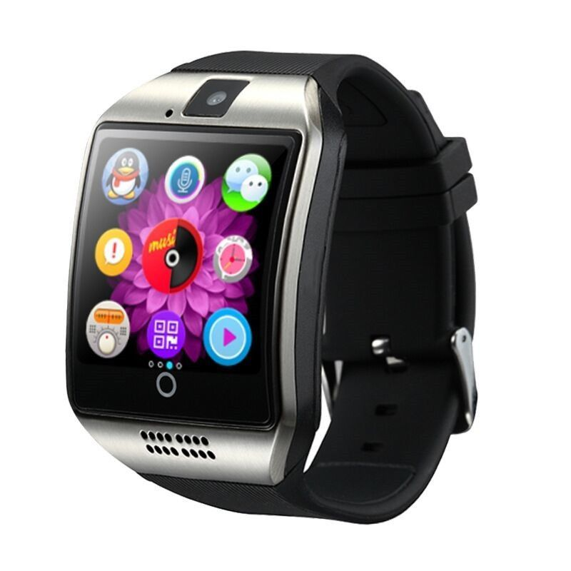 Q18 SimCard Smartwatch with NFC and Bluetooth Smart