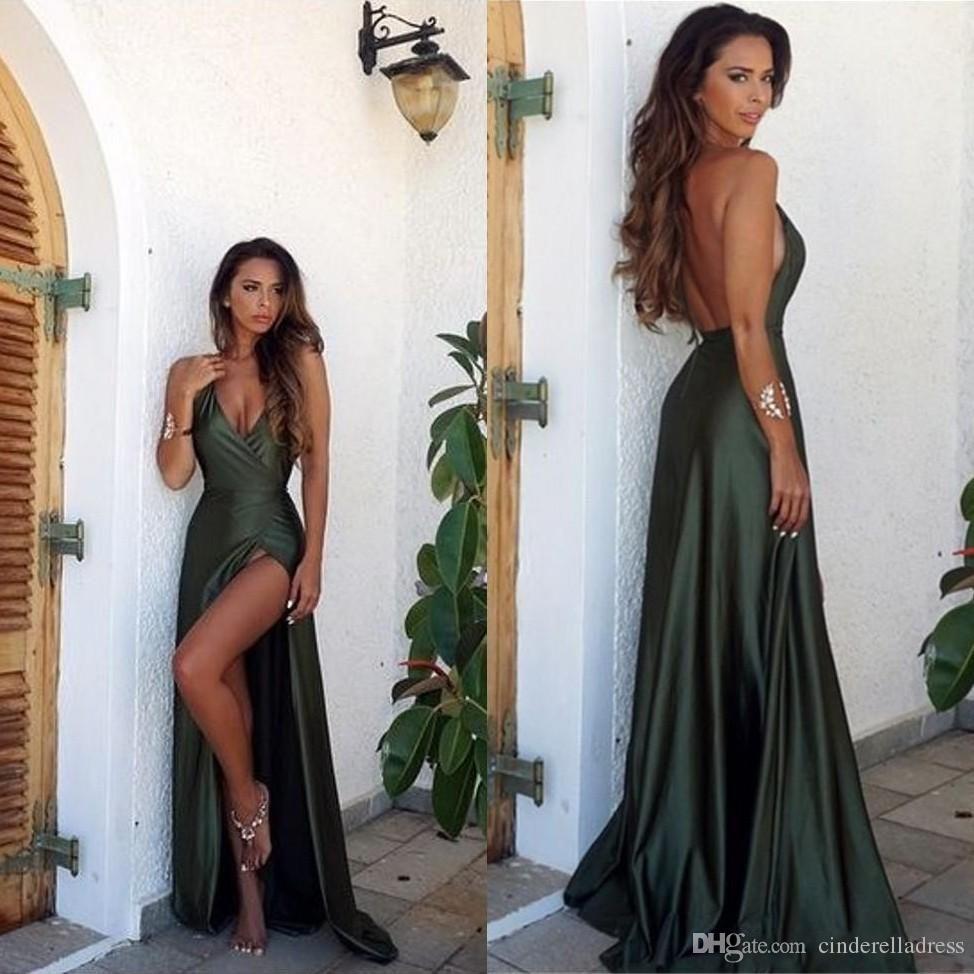Image result for olive green prom dress prom pinterest silk